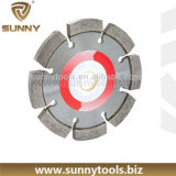 Diamond Tuck Point Saw Blade para granito de pedra de corte de mármore