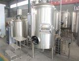 温度および圧力のための自動制御ビールビール醸造所システム