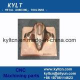 OEM 4axis die CNC CNC van Delen de Delen van het Koper/van het Messing van het Malen machinaal bewerken