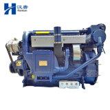 Diesel van Deutz WP6C 226B mariene motormotor met versnellingsbak voor bootschip