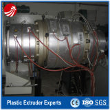 Пластиковые трубки топливопровода UPVC выдавливание экструдера машина для продажи на заводе