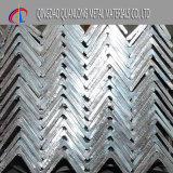 Ángulo galvanizado sumergido caliente estructural de la construcción