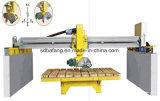 Il CNC di pietra naturale di prezzi della tagliatrice ha utilizzato il ponticello del granito ha veduto per la taglierina del marmo di vendita