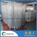 Frontière de sécurité en aluminium portative extensible provisoire