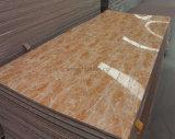 높은 광택 있는 방수 섬유에 의하여 강화되는 시멘트 UV 널