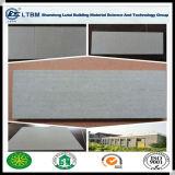 Panneau extérieur de ciment de fibre de revêtement de mur de voie de garage