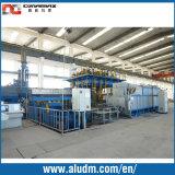 Magnésium Electrical Billet Heating Furnace 500 Degree dans Aluminum Extrusion Machine