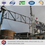 Sinoacmeは高層重い鉄骨構造を製造した
