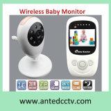 Hete 2.4 GHz Monitor van de Baby van 2.4 Duim de Digitale Draadloze met de Visie van de Nacht