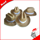 Preiswerter Förderung-Strohhut-Strohhut-Förderung-Hut-Cowboyhut