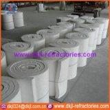 Coperta della fibra di ceramica dell'HP 1260 dell'isolamento della parete di fornace