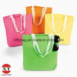 Красочное полотно мешок, холст Сувениры женская сумка полотенного транспортера