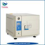 Tipo de la tapa de vector médico y esterilizador del vapor de la presión del laboratorio