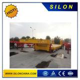De Semi Aanhangwagen van Lowbed van het Vervoer van China voor Verkoop (aanhangwagen Lowboy)
