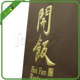 Sacchetto di elemento portante di carta di lusso stampato abitudine reso personale del regalo