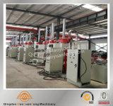 コラムか柱のタイプゴム製治癒の出版物Machine/PLC制御ゴム製加硫機械