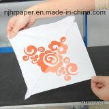 Papier de jet d'encre de transfert thermique de sarclage d'individu de la taille A3/A4 pour l'impression de presse de la chaleur