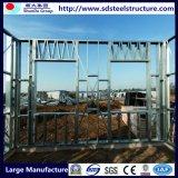 공장 Prefabricated 강철 구조물 작업장
