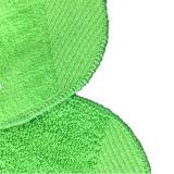 100%년 면 밝은 녹색 스포츠 수건