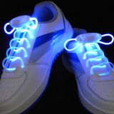 LED Shoe Laces Good Nighty Party를 위한 깜박거리기