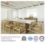 Freizeit-Hotel-Möbel mit Esszimmer mit Möbeln stellten ein (YB-0620)
