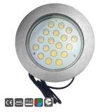 IP68 54W LED水中Light/LEDのプールライト/LEDの噴水ライト