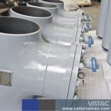 Stahl fabrizierter Korb-Typ Grobfilter