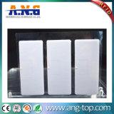Escritura de la etiqueta de plata aplicada con brocha del metal de la frecuencia ultraelevada de RFID