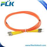 St-St Cable de fibra óptica multimodo dúplex general
