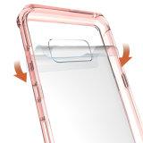 Противоударная удалите прозрачный мягкий силиконовый TPU назад чехол для Samsung Galaxy примечание 8 S8 Корпус телефона