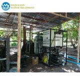 Sistema di trattamento di acqua desalificato del RO dell'acqua di 99%