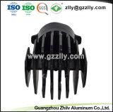 Dissipatore di calore di alluminio litoraneo dell'espulsione del materiale da costruzione di buoni prezzi