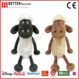 Giocattolo molle della nuova di disegno del regalo degli animali farciti peluche dell'agnello