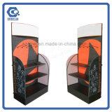 MultifunktionsmetallPegboard Speicher-Einzelverkaufs-Bildschirmanzeige-Zahnstange