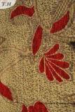 Tissu moderne de sofas de teinture de filé (FTH31133)