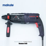 Taladro percutor Makute disyuntor de 26mm Herramientas de perforación de Jack de alimentación