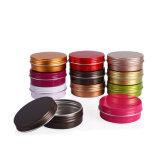 опарник цветастого качества еды 10g 15g 20g 30g 40g 50g 60g 80g 100g 150g 200g 250g 350g алюминиевый косметический