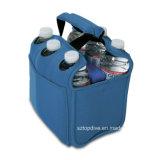 Охладитель бутылки 6 пакетов может охладитель для ручки Easyly