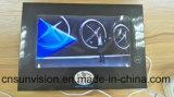 """10.1 """" визитных карточек почтоотправителя LCD видео- с держателем"""
