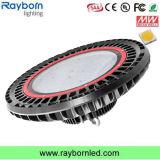 Capteur de mouvement industriel 140lm/W 200W ufo lampe LED High Bay