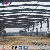 工場直接構築の低価格のプレハブの鉄骨構造の研修会か倉庫または建物