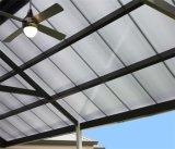 熱い販売のポリカーボネートの屋根ふきシート