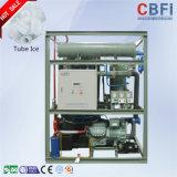 Máquina de gelo da câmara de ar da alta qualidade com o compressor de Alemanha em Indonésia