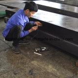 na placa de aço conservada em estoque 1.2311 P20 Pre-Endurecem o aço
