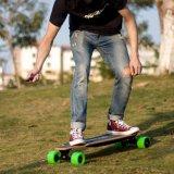 Patín eléctrico de Longboard del patín eléctrico de cuatro ruedas