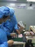 Embalagem Cosmética Cor De Cabelo Creme Mão Embutido De Alumínio Tubo Dobrável