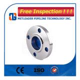 Alta presión del borde de la cuerda de rosca del acero inoxidable con estándar de ASME