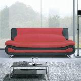 Bestes Qualitätshotel-Vorhalle-Möbel-Leder-Sofa (C07)