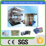 Sacco di carta del cemento automatico approvato dello SGS che fa macchina