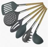Силикон изделий кухни утварей силикона варя инструменты